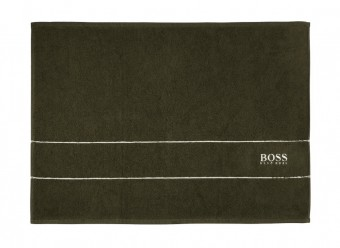 Hugo-Boss-Badteppich-Plain-khaki