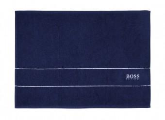 Hugo-Boss-Badteppich-Plain-navy