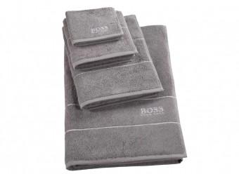 Hugo Boss Frottier Handtücher Plain concrete