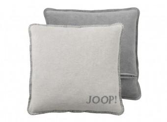 Joop!-Dekokissen-Uni-Doubleface-rauch-graphit