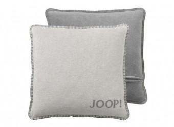 Joop!-Kissenbezug-Uni-Doubleface-rauch-graphit