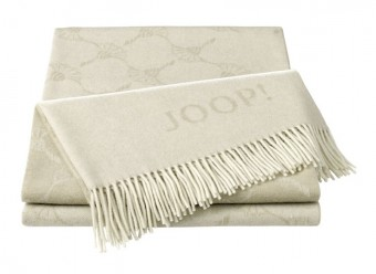 Joop!-Plaid-Faded-Cornflower-natur