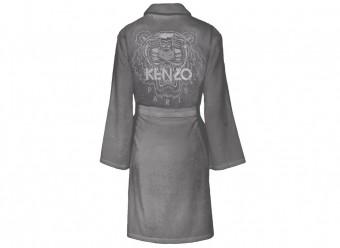 Kenzo Damenmantel Iconic gris