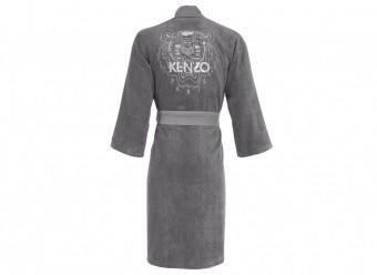 Kenzo Herrenmantel Iconic gris