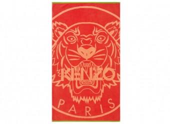 Kenzo Strandtuch Newtiger rouge