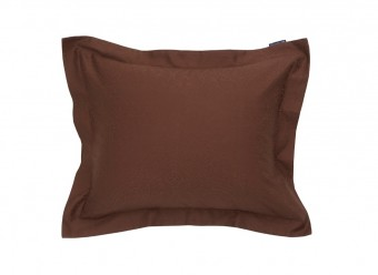 Lexington-Bettwäsche-Hotel-Satin-Jacquard-chestnut