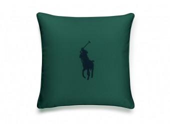 Ralph-Lauren-Pony-Dekokissen-Bezug-evergreen