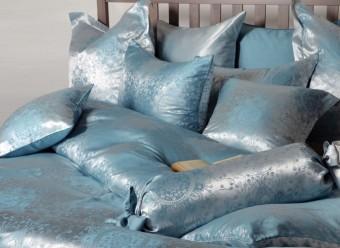 Seidenbettwäsche-Romano-orient-blue
