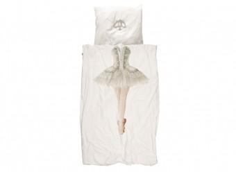 Snurk-Bettwäsche-Ballerina-Perkal