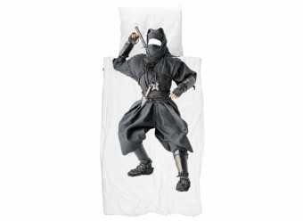 Snurk-Bettwäsche-Ninja-Perkal