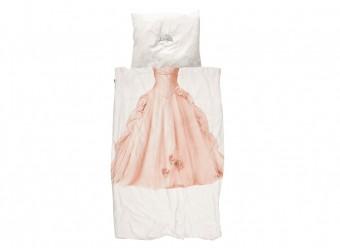 Snurk-Bettwäsche-Prinzessin-Perkal-rosa