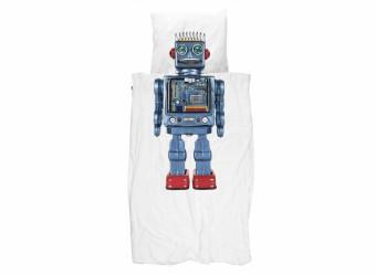Snurk-Bettwäsche-Roboter-Perkal