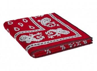 Weseta-Frottier-Handtücher-Glarnertuch-rot-weiß-schwarz