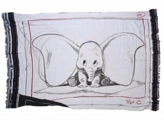 Zoeppritz-Kuscheldecke-Mickey-Dumbo