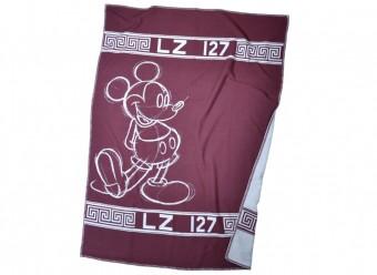 Zoeppritz-Kuscheldecke-Mickey-Hero-wine