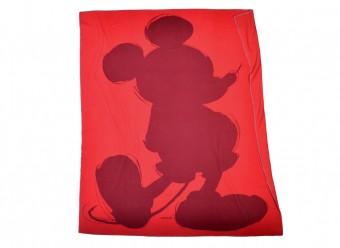 Zoeppritz-Kuscheldecke-Mickey-Soft-Mouse-geranium