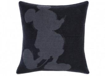 Zoeppritz-Kissenbezug-Mickey-Soft-Mouse-black-2er-Set