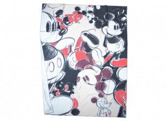 Zoeppritz-Kuscheldecke-Mickey-Soft-Camouflage