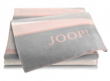 Vorschaubild joop plaid bright rose graphit