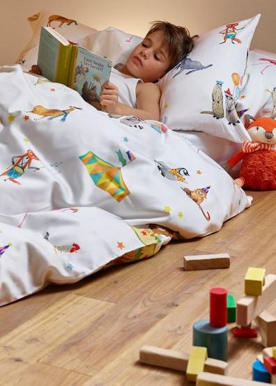 Feinste Bettwäsche für Kinder