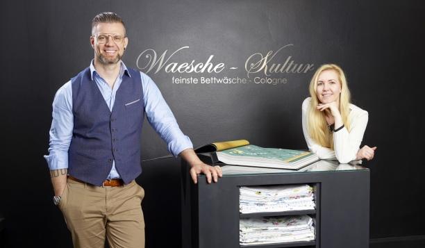 Die Gründer von Waesche-Kultur